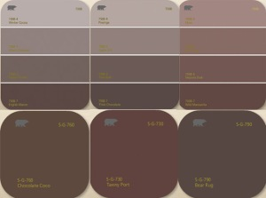 Living-with-color-Behr-brown-shades